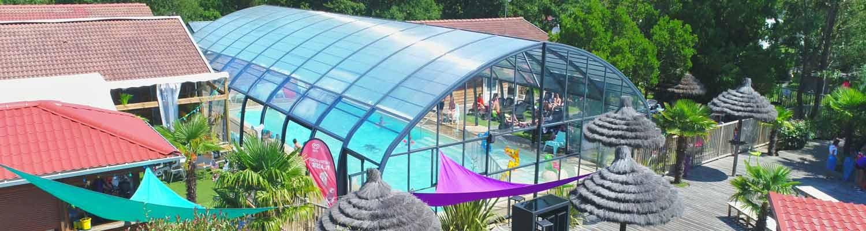 piscine chauffée en gironde